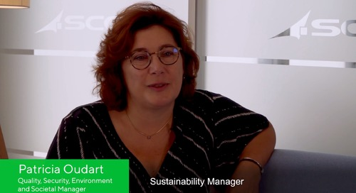 SCC Talks about how they Manage the EcoVadis Questionnaire