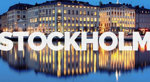 Worker Experience Tour 2017: Stockholm Video Postcard