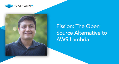 Fission: The Open Source Alternative to AWS Lambda