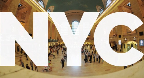 Worker Experience Tour 2017: NYC Video Postcard