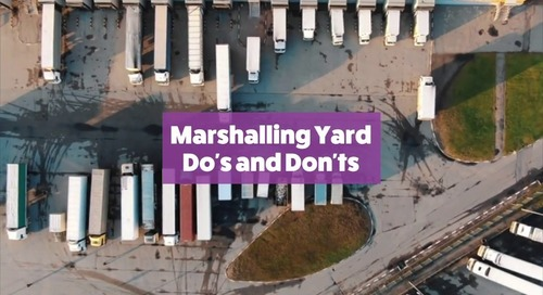 Marshalling Yard Do's and Don'ts