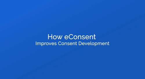 How eConsent Improves Consent Development