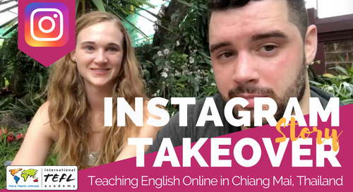 Day in the Life Day in the Life Teaching English Online from Chiang Mai, Thailand with Amanda Kolbye & Zach Anderson