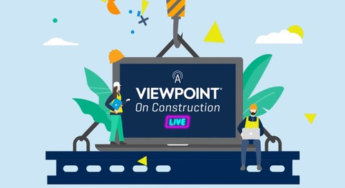 A Viewpoint on Construction Live - April 20, 2020