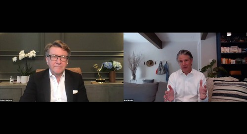How the Current Crisis is Accelerating Digital Transformation, a fireside chat with Robert Herjavec, Shark Tank Investor & Cybersecurity