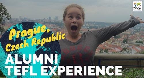 Teaching English in Prague, Czech Republic - TEFL Experience