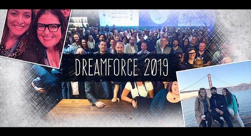 Thank you Dreamforce!