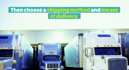 What is an Order Form for Material Handling/Bill of Lading(BOL)?