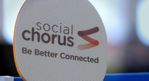 SDRs at SocialChorus prioritize leads and succeed with 6sense
