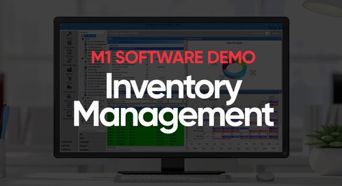 M1 Inventory Management Demo