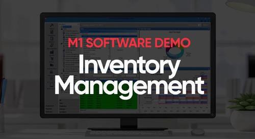M1 Inventory Management Demo