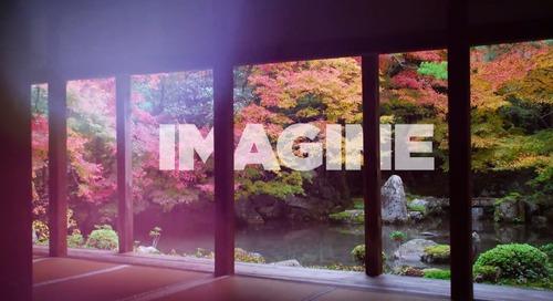 Imagine Tokyo 2019