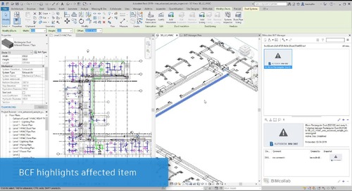 BCF Import in Revit