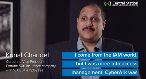 From Access Management engineering to Head of Privileged Access Management