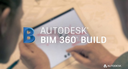 BIM 360 Build - Construction Project Management Software