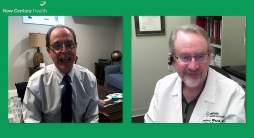 A Conversation with Dr. Jeffery Ward, Oncologist / Hematologist, Swedish Cancer Institute
