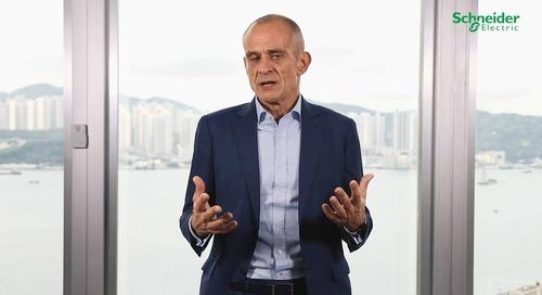 #EntreprisesUnies : Jean-Pascal Tricoire, PDG Schneider Electric