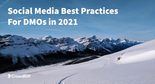 Social Media Best Practices for DMOs