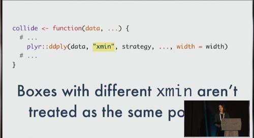 Box plots A case study in debugging and perseverance - Kara Woo