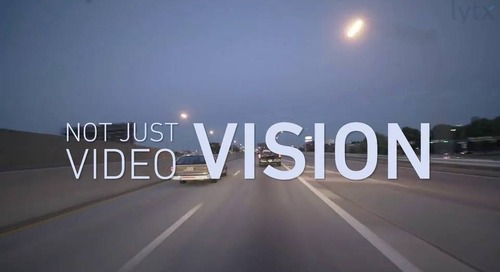 Lytx Video Services℠- Not Just Video. Vision.