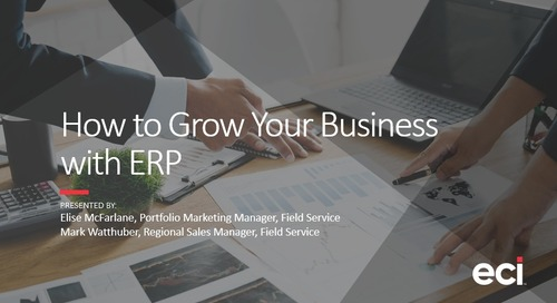 How to Grow Your Business with ERP