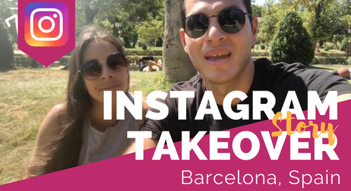 Day in the Life Teaching English Online from Barcelona, Spain with Amanda & Taylor