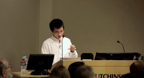 Yihui Xie on RMarkdown - 26:54