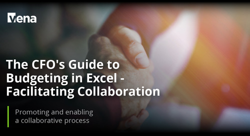 The CFO's Guide to Budgeting in Excel - Facilitating Collaboration