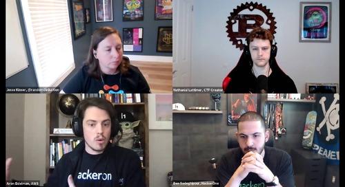 AWS Post-CTF Expert Panel