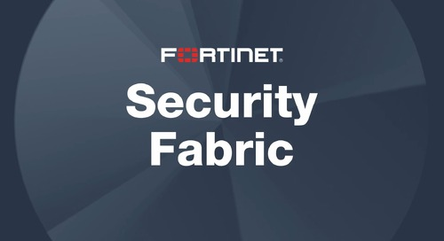 Security Fabric video
