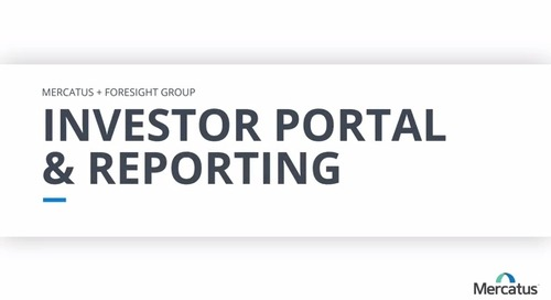 Understand The Investor Portal and Customized Reporting