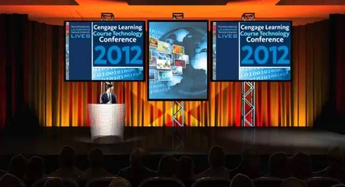 3D Fly Through of General Session Design