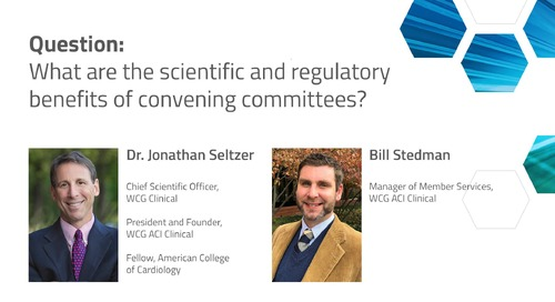 The Role of Expert Committees: An interview with Dr. Seltzer