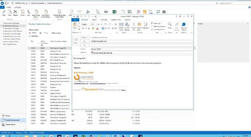 Manage Your Documents in Dynamics NAV with DocumentPath