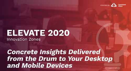 Concrete Insights Delivered from the Drum to Your Desktop and Mobile Devices