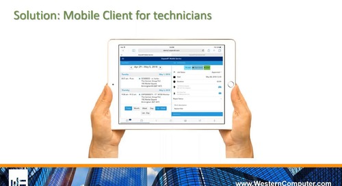 How a Mobile Field Service Solution Can Benefit Your Equipment Rental Business