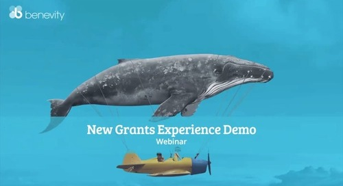 New Grants Experience Demo