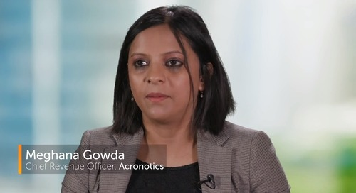 How Acronotics is Helping Hitachi implement Automation, 'the Hottest Technology out there'