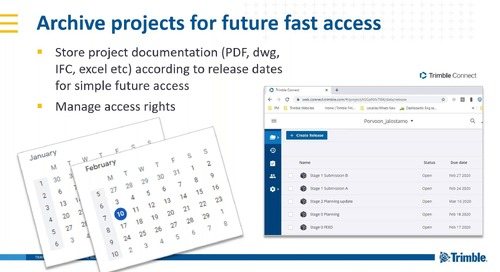 Trimble Connect for Tekla Structures users