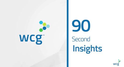 90 Second Insights: The Impact of COVID-19 on Oncology Research