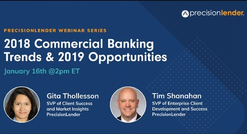 2018 Commercial Banking Trends and 2019 Opportunities