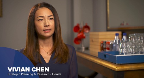 Honda: Appirio Understands Salesforce and Business Problems