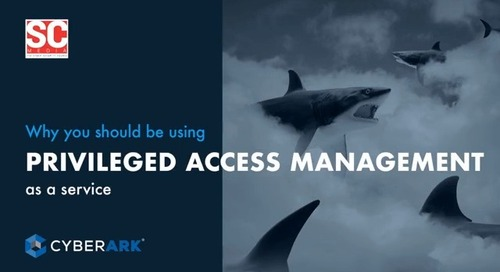 Why You Should Be Using Privileged Access Management as a Service
