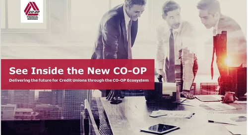 See Inside the New CO-OP: Our Roadmap and The Future of Credit Unions