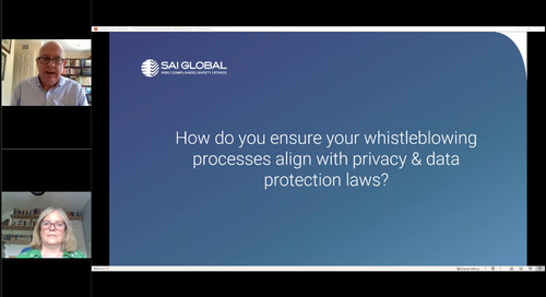 EU Whistleblowing Directive | How, What and When?