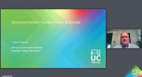 Documentation: Fundamental & Simple