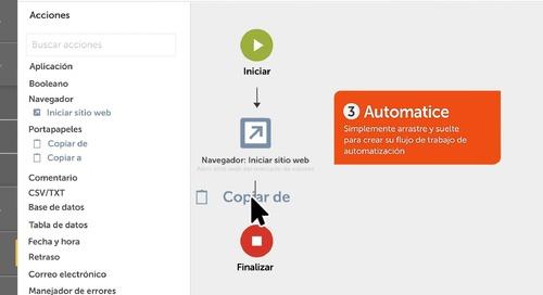 Automation 360 RPA_es-LA