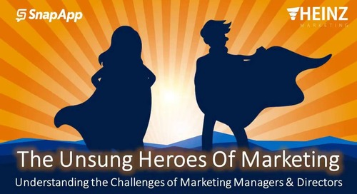 Understanding the Challenges of Marketing Managers & Directors