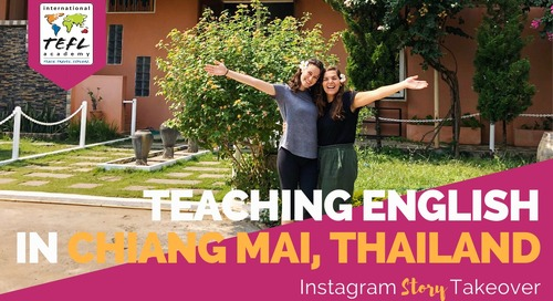 Day in the Life Volunteer Teaching in Chiang Mai, Thailand with MaryAlice Skidmore & Katie Gettys