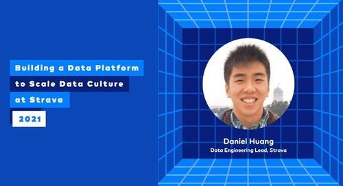 Data Engineer Appreciation Day: Building a Data Platform to Scale Data Culture at Strava